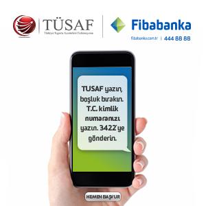 Fibabank Tüsaf İşbirliği