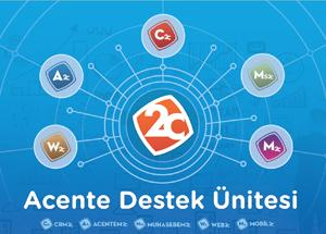 2C Yazılım, TUSAF İşbirliği