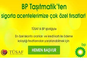 Tusaf-BP işbirliği taşıtmatik